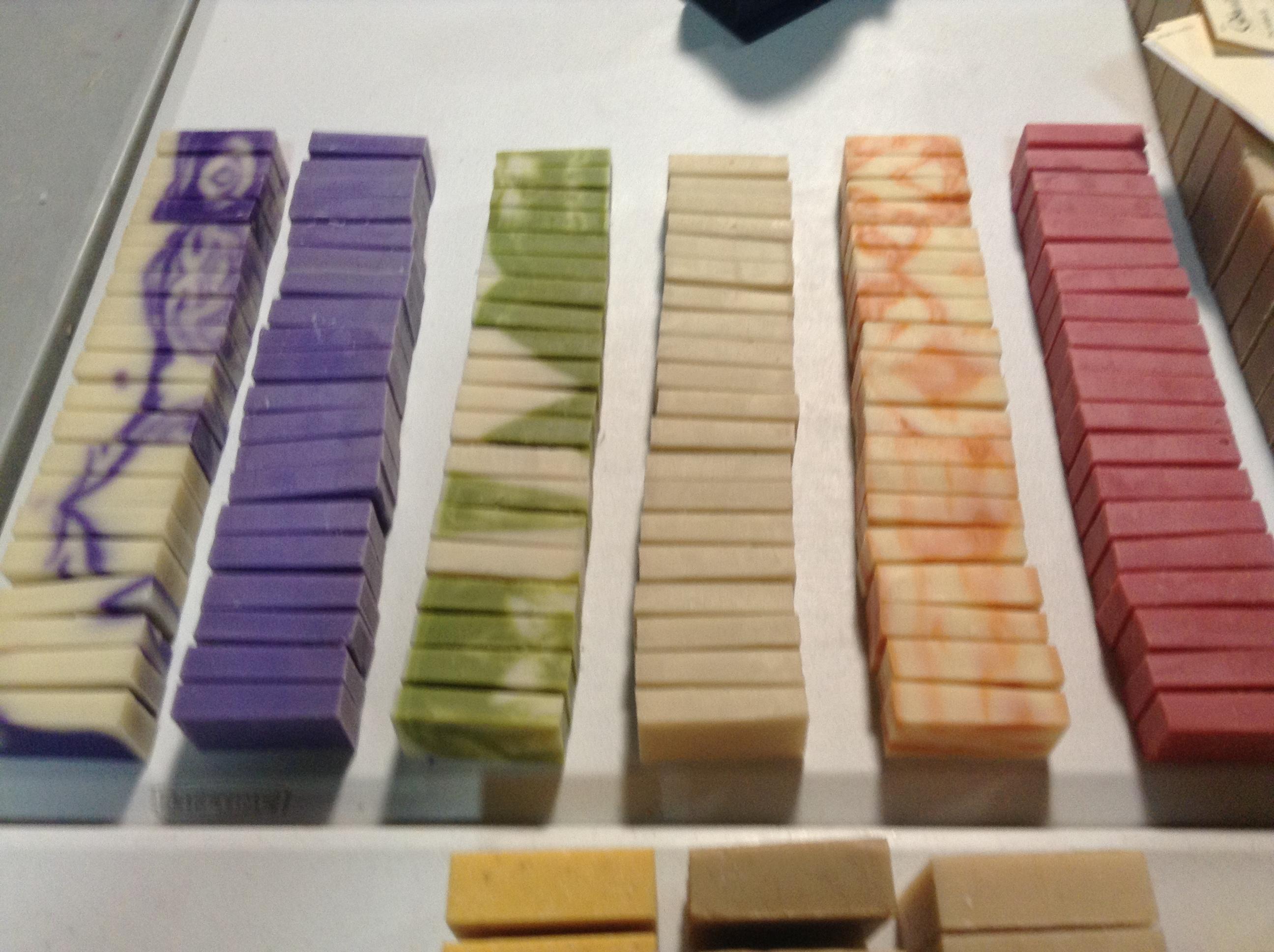 Wholesale Guest Soap - Mini Bars
