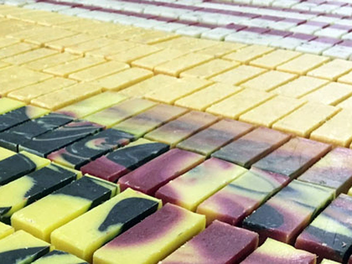 Assorted 5oz Bars of Soap