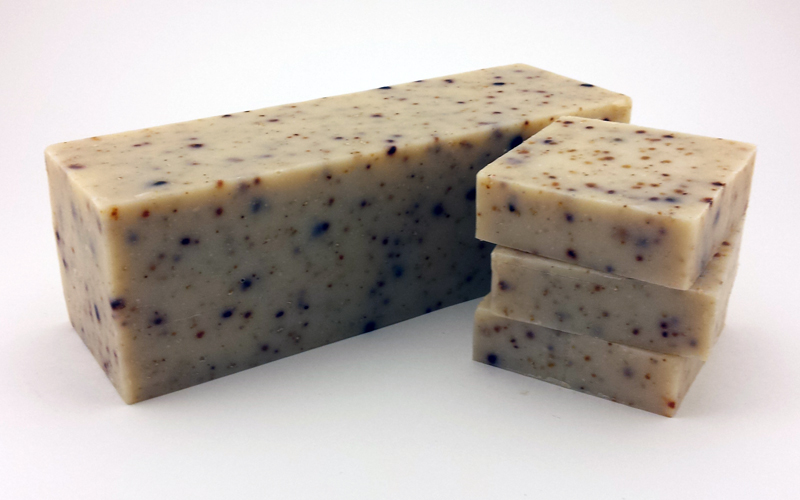 natural soap loaves